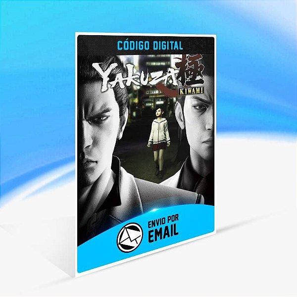 Yakuza Kiwami - Xbox One Código 25 Dígitos