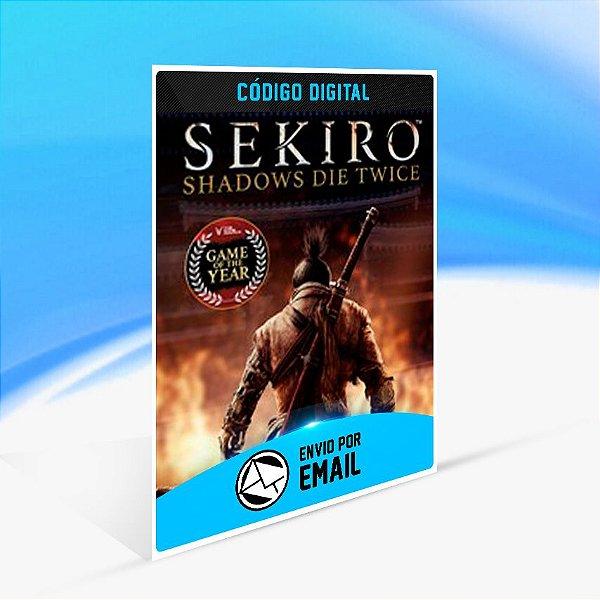 Sekiro: Shadows Die Twice - Xbox One Código 25 Dígitos