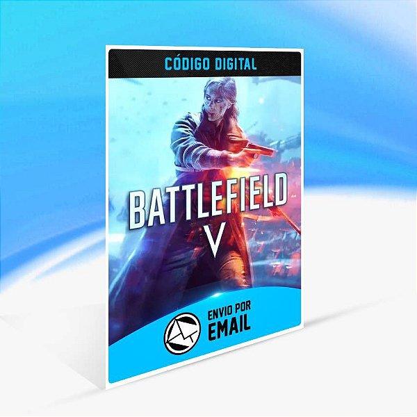 Battlefield V Edição Standard ORIGIN - PC KEY