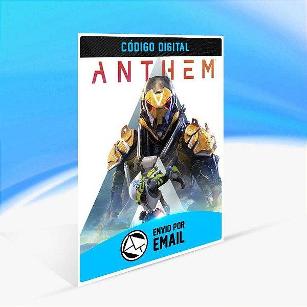 Anthem Edição Standard ORIGIN - PC KEY