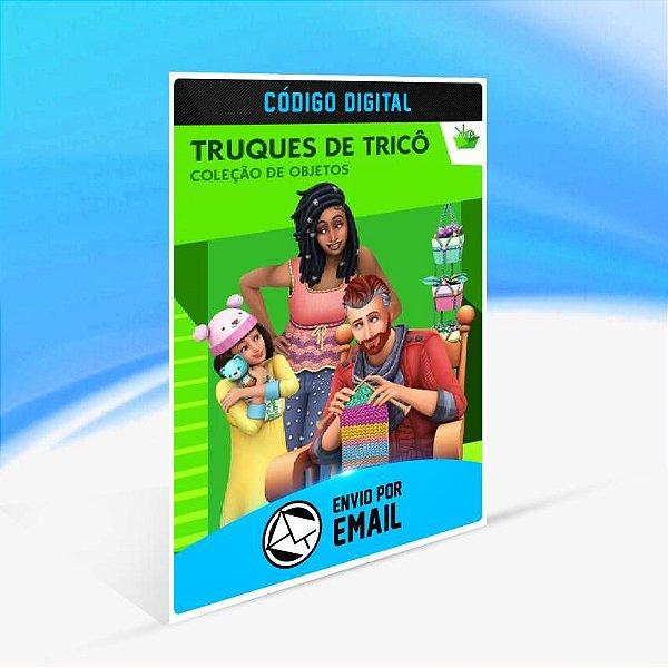 The Sims 4 Truques de Tricô Coleção de Objetos ORIGIN - PC KEY
