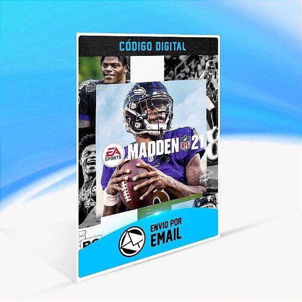 Madden NFL 21 Standart Edition ORIGIN - PC KEY