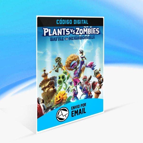 Plants vs. Zombies: Batalha por Neighborville - Pacote Repleto de Estrelas ORIGIN - PC KEY