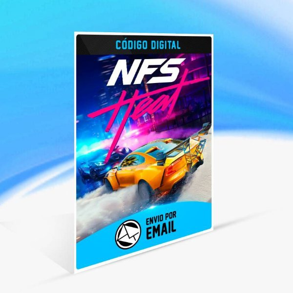 Need for Speed Heat - Entrega do mercado negro: McLaren F1 ORIGIN - PC KEY