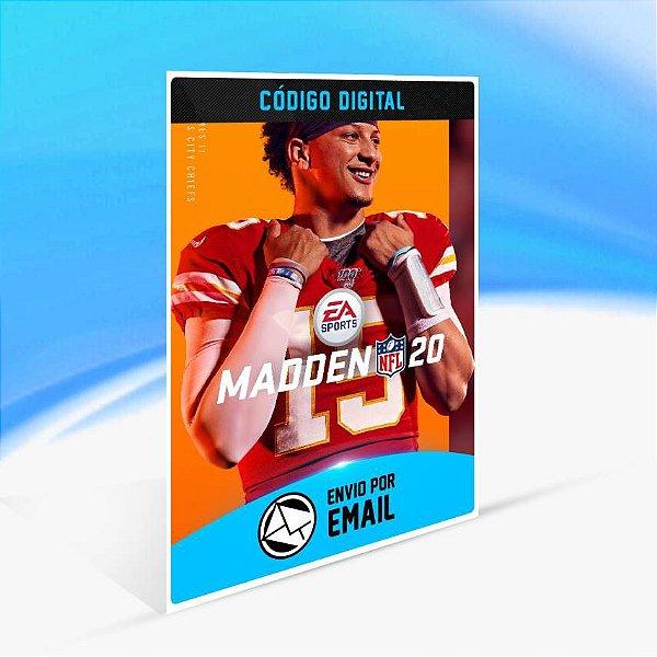 Madden NFL 20 - Edição Standard ORIGIN - PC KEY
