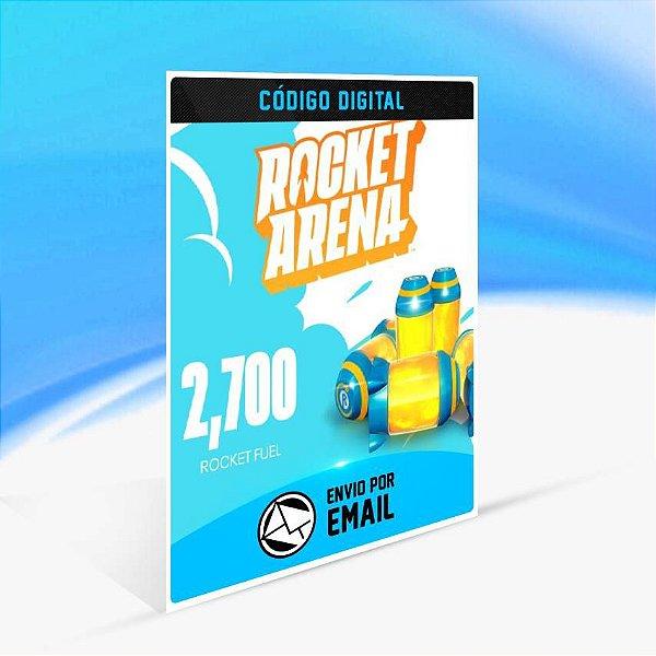 Rocket Arena 2.700 de Combustível ORIGIN - PC KEY
