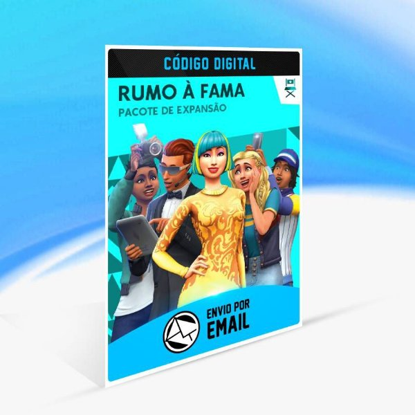 The Sims 4 Rumo à Fama ORIGIN - PC KEY