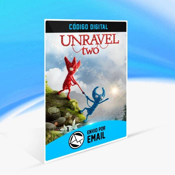 Unravel Two ORIGIN - PC KEY