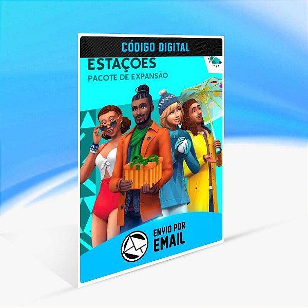 The Sims 4 Estações ORIGIN - PC KEY