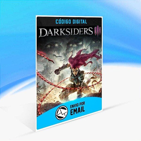 Darksiders III Edição Standard ORIGIN - PC KEY