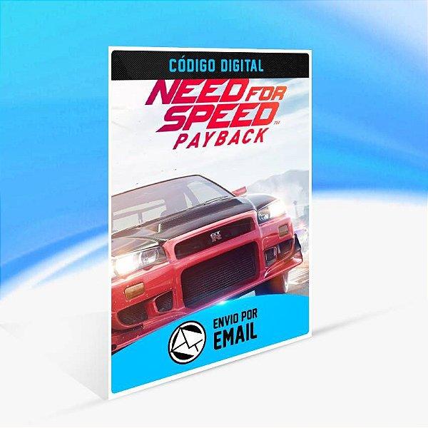 Need for Speed Payback - Edição Standard ORIGIN - PC KEY
