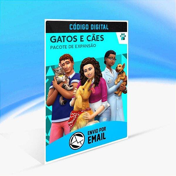 The Sims 4 Gatos e Cães ORIGIN - PC KEY