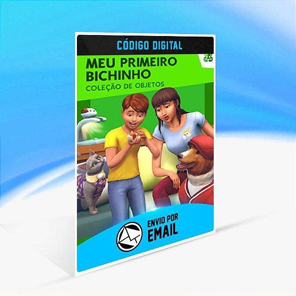 The Sims 4 - Meu Primeiro Bichinho Coleção de Objetos ORIGIN - PC KEY
