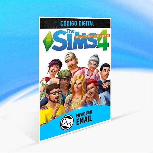 The Sims 4 - Edição Digital Deluxe ORIGIN - PC KEY