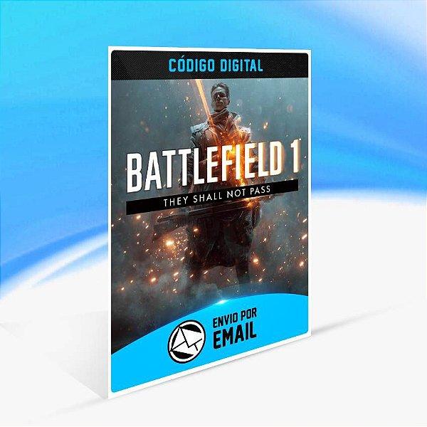 Battlefield 1 - They Shall Not Pass ORIGIN - PC KEY