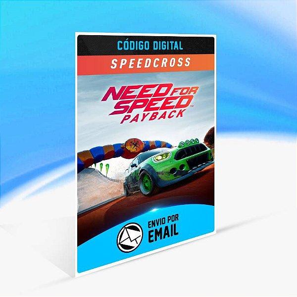 Need for Speed Payback: Speedcross Story ORIGIN - PC KEY