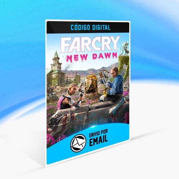 Far Cry New Dawn - Edição Standard ORIGIN - PC KEY