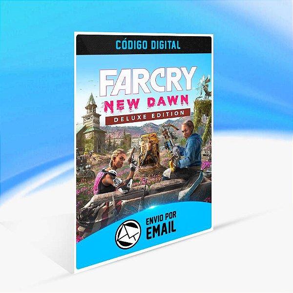 Far Cry New Dawn - Edição Deluxe ORIGIN - PC KEY