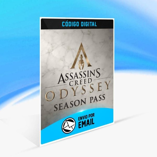 Assassin's Creed Odyssey - Passe de Temporada ORIGIN - PC KEY