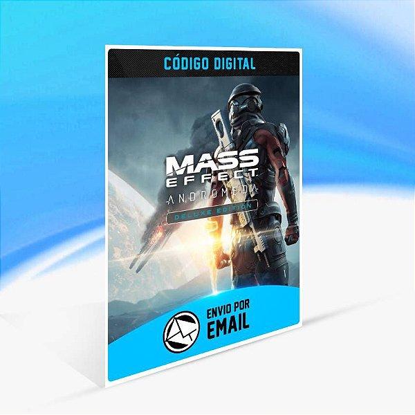 Mass Effect: Andromeda - Edição Deluxe ORIGIN - PC KEY