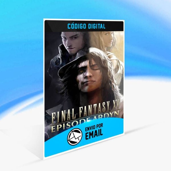 FINAL FANTASY XV: EPISÓDIO DO ARDYN ORIGIN - PC KEY