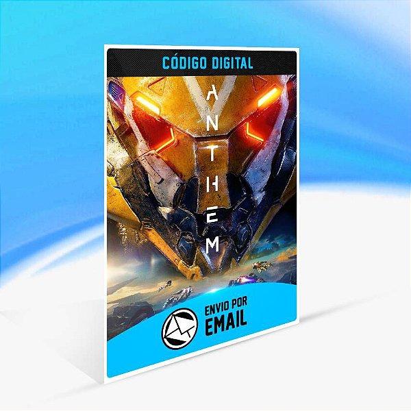 Anthem - Edição Legião da Alvorada ORIGIN - PC KEY