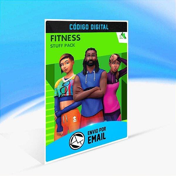 The Sims 4 - Fitness Coleção de Objetos ORIGIN - PC KEY