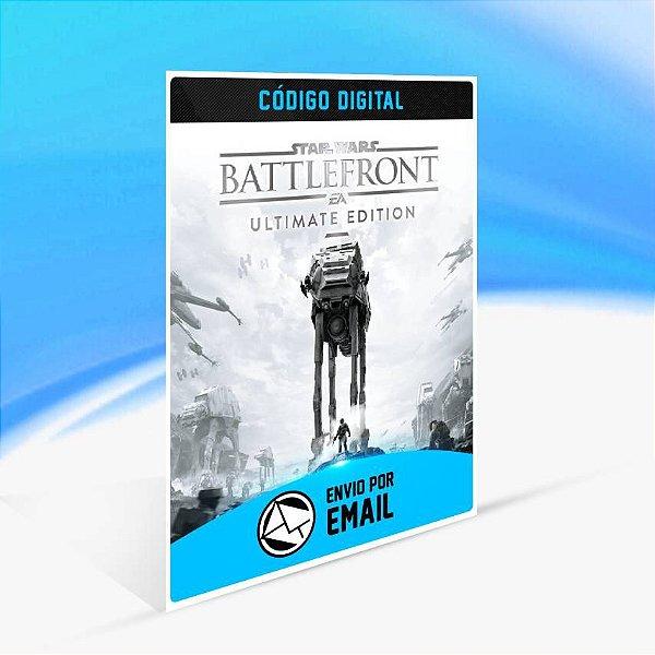 STAR WARS Battlefront Edição Ultimate ORIGIN - PC KEY