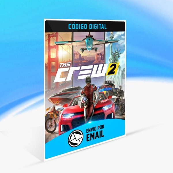 The Crew 2 - Edição Standard ORIGIN - PC KEY