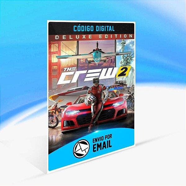 The Crew 2 - Edição Deluxe ORIGIN - PC KEY