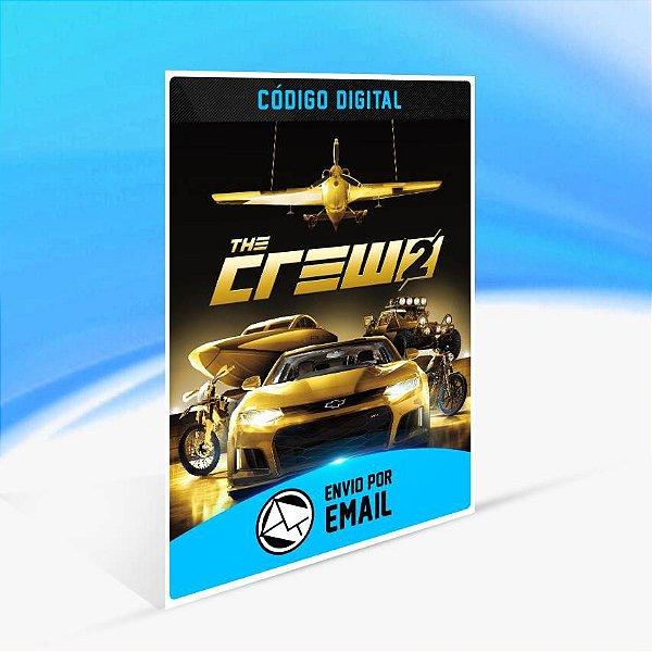 The Crew 2 - Edição Gold ORIGIN - PC KEY