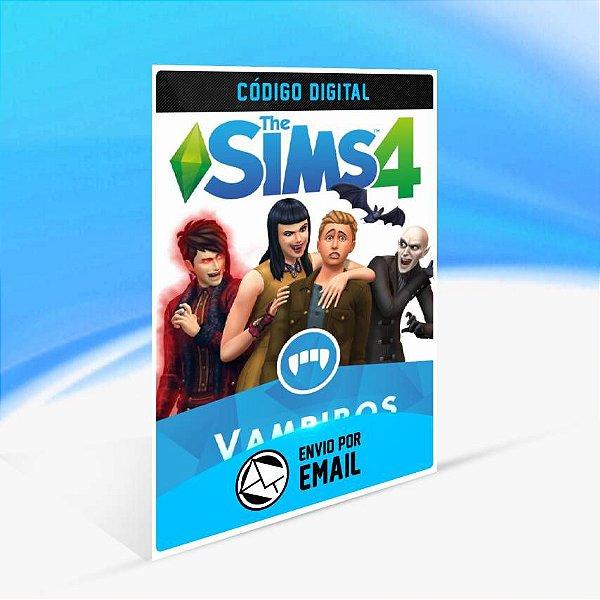 The Sims 4 - Vampiros ORIGIN - PC KEY