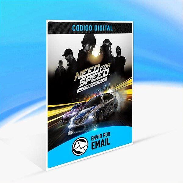 Need for Speed - Edição Deluxe ORIGIN - PC KEY