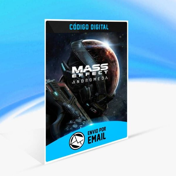 Mass Effect: Andromeda – Pacote de Recruta do Multiplayer Infiltrador Salariano ORIGIN - PC KEY