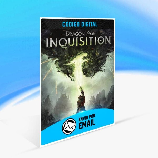 Pacote de DLCs do Dragon Age: Inquisition ORIGIN - PC KEY