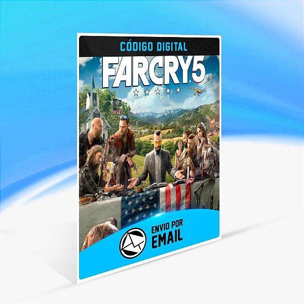Far Cry 5 Edição Standard ORIGIN - PC KEY