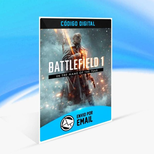 Battlefield 1 In the Name of the Tsar ORIGIN - PC KEY