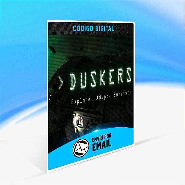 Duskers ORIGIN - PC KEY