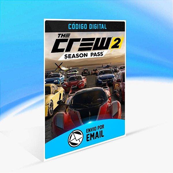 The Crew 2 - Passe de Temporada ORIGIN - PC KEY
