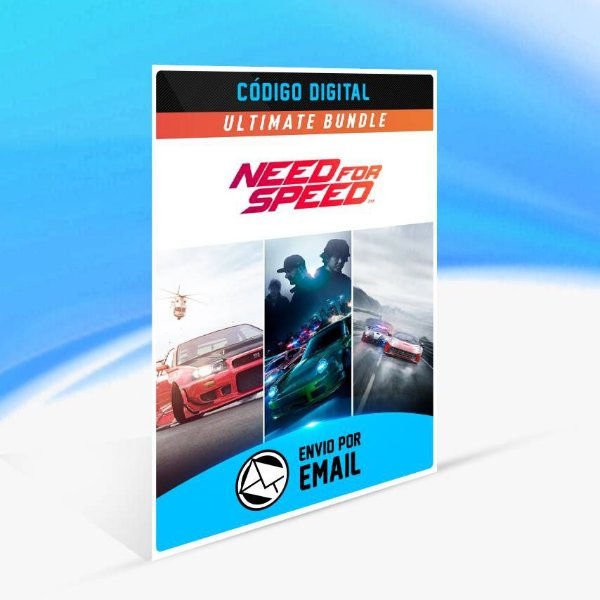 Need for Speed Conjunto Ultimate ORIGIN - PC KEY