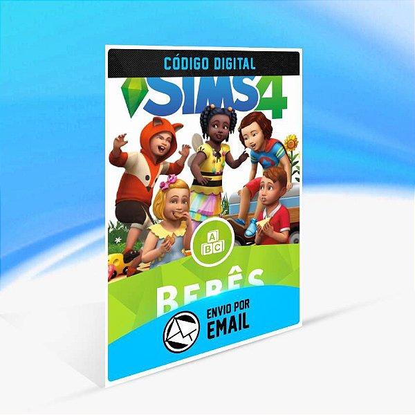 The Sims 4 - Bebês Coleção de Objetos ORIGIN - PC KEY