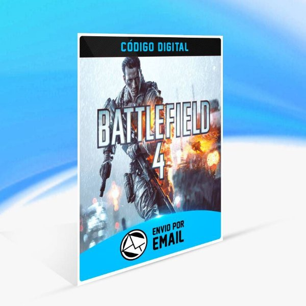 Battlefield 4 Edição Standard ORIGIN - PC KEY