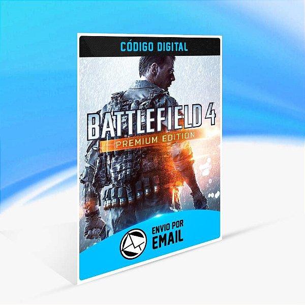 Battlefield 4 Edição Premium ORIGIN - PC KEY