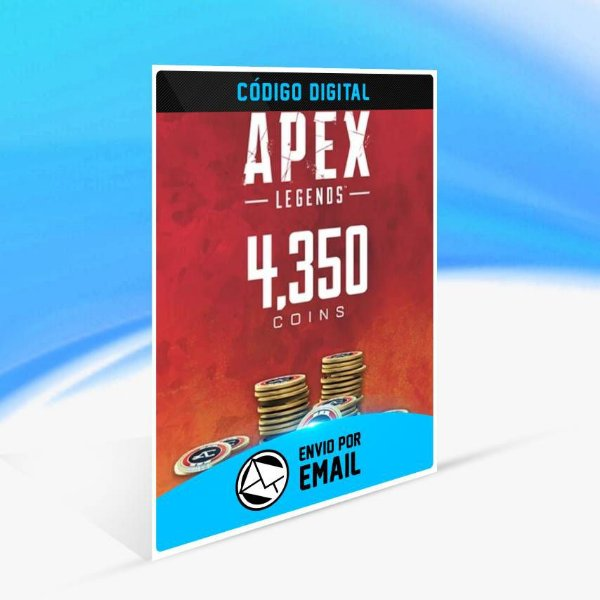 Apex Legends – 4.350 Moedas Apex ORIGIN - PC KEY