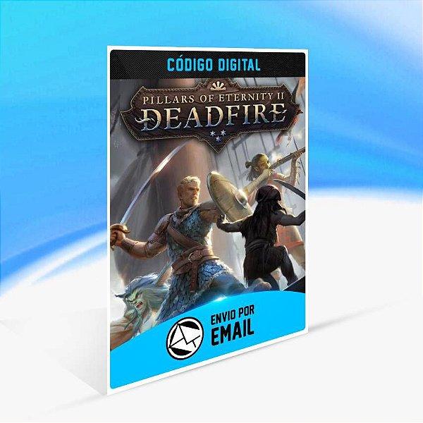 Pillars of Eternity II: Deadfire Edição Standard ORIGIN - PC KEY