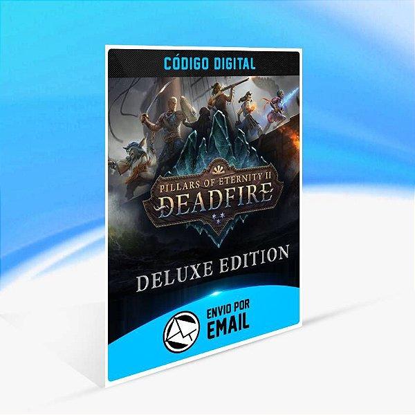 Pillars of Eternity II: Deadfire Deluxe Edition ORIGIN - PC KEY