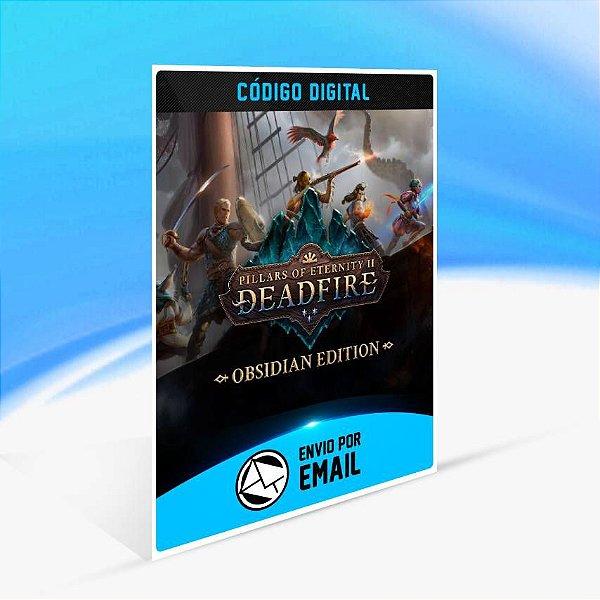 Pillars of Eternity II: Deadfire Obsidian Edition ORIGIN - PC KEY