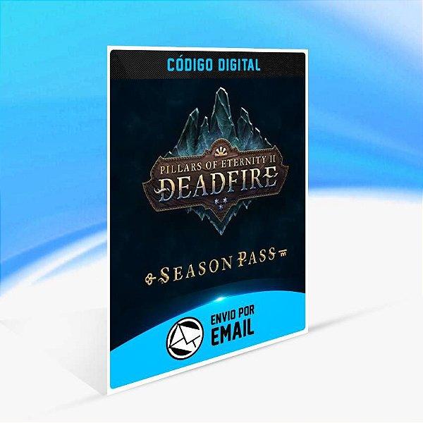 Pillars of Eternity II: Deadfire Season Pass ORIGIN - PC KEY