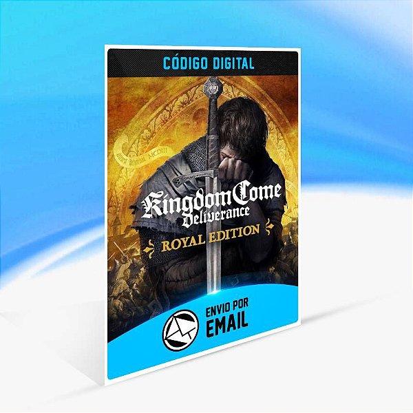 Kingdom Come: Deliverance Royal Edition ORIGIN - PC KEY