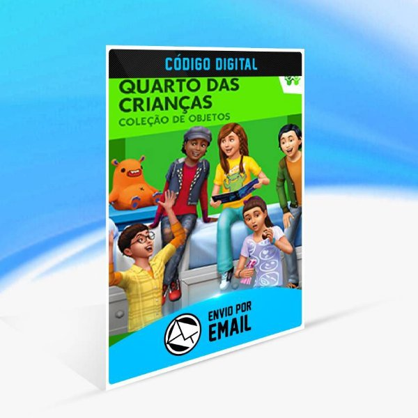 The Sims 4 - Quarto das Crianças Coleção de Objetos ORIGIN - PC KEY